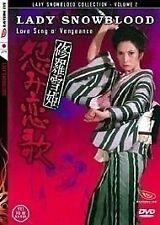 Lady Snow Blood Volume 2 Love Song of Vengence Region 4 DVD