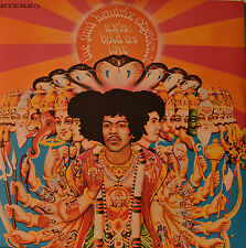 "JIMI HENDRIX - AXIS: BOLD AS LOVE 12"" LP (M211)"