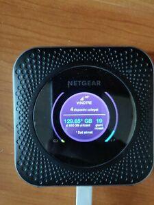 Mobile Hotspot Router 4g LTE+ NETGEAR Nighthawk M1 - MR1100