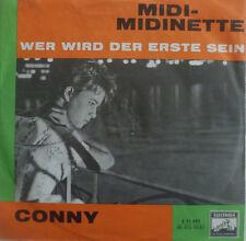 "7"" 1960 KULT ! CONNY FROBOESS : Midi-Midinette /MINT-?"