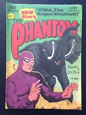 Box 7, Comic Phantom Frew P/B, # 989, Zima The Rogue Elephant