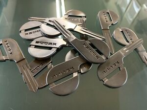 nissan 300zx Fairlady Z32 Master Blank Titanium key Replica