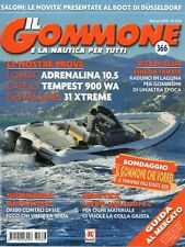 Il Gommone 2018 366.LOMAC ADRENALINA 10.5,CAPELLI TEMPEST 900 WA,NOVAMARE
