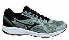 Mizuno Spark 5 Grey Black Low Lace Up Mens Running Trainers K1GA200307