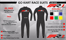 Karting Suit | Level 1 kart racing suit | customized kart race suits go karting