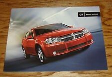 Original 2009 Dodge Avenger Sales Brochure 09