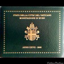 More details for vatican euro 2005 folder - john paul ii / jean paul ii - rare