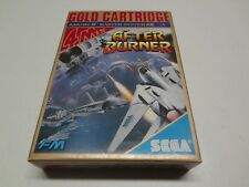 After Burner Sega Mark III / Master System Japan NEW