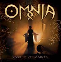 OMNIA World Of Omnia CD Digipack 2009