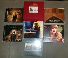 Loreena McKennitt - Lot of 12 CDs / 1 DVD