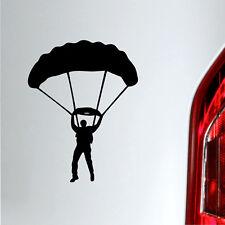 Fallschirmspringer Aufkleber Fallschirmspringen Sticker