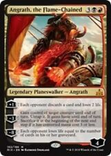 Angrath, the Flame-Chained x1 Magic the Gathering 1x Rivals of Ixalan mtg card