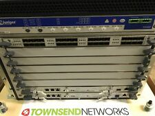 Juniper MX480BASE-AC, 2x RE-S-1800X4, MPC4E-3D-32XGE-SFPP, 4x PWR-MX480-1200-AC