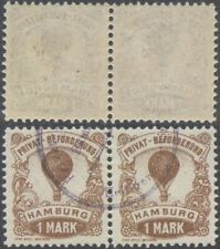 Germany Hamburg - Used Stamps D23
