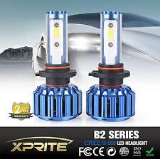 Xprite B2 Series 9006 COB CREE LED Headlight Conversion Kit 60W 6k 8k