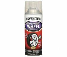 Wheel Coating Spray Paint Car Trucks Clear Coat Gloss Rims Stop Rust Durable