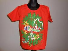 NEW SILLY BANDZ GRAPHIC TEE YOUTH KID KIDS SIZE 4/5 T-SHIRT 67HT