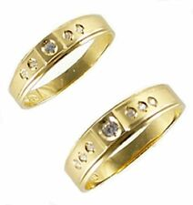 Yellow Gold Engagement and Wedding Ring Sets eBay