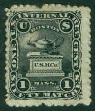 USA : 1864. Scott #RO180a Nice stamp. Small corner crease. Catalog $300.00.