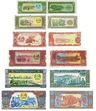 LAOS - Lotto 6 banconote 5/10/20/50/100/500 Kip FDS - UNC