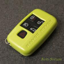 Clave Funda Protectora Para Range Rover Smart Remote Llavero Protector De 5 Botones Casco Shell 45