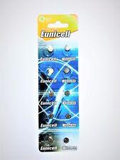 10 X Eunicell AG4 SR626SW G4A LR626 LR66 L626 177 377A 1.5v Coin Watch Battery.