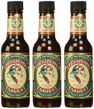 3 jamaican original pickapeppa sauce 5 oz