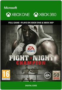Fight Night Champion (Microsoft Xbox One) - Digital Code