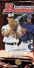 2013 Bowman Baseball Jumbo Hobby Guaranteed Autographed Rc Card Hot Pack