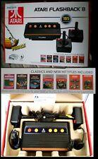 Console ATARI Flashback 8 Classic Game HD avec Manettes Filaires état neuf