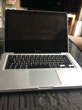 Apple mac book pro 13 for parts model A1278 Core i5 late 2011
