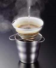 Soto Helix Coffee Maker - Lightweight, Flexible - Mesh Bag & 2 Coffee Filters
