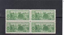Russia  1958,FOURBLOCK from the Soviet capitals set -  TALLINN,ESTONIA,MNH