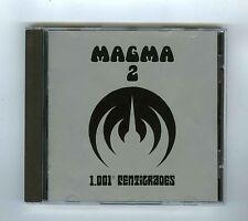 CD MAGMA 1.001° CENTIGRADES (MAGMA 2)