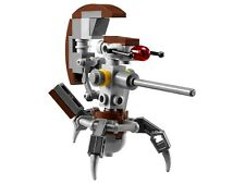 LEGO STAR WARS DROIDEKA DESTROYER 'SNIPER' DROID MINIFIGURE FROM 75002 SW0447