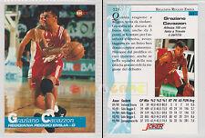 JOKER BASKET Serie A1 1994-95 - Graziano Cavazzon # 123 - Ottima
