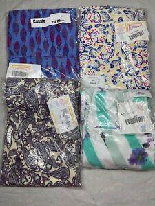 4 LuLaRoe Cassie Skirt Size 2XL 25