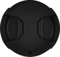 KIWI 40.5mm Snap-on Center Pinch Front Lens Filter Cap Cover fr Sony Canon Nikon