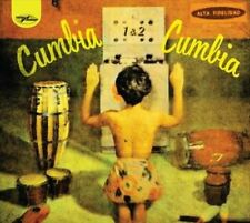 Cumbia Cumbia, Vols. 1 & 2 by Various Artists (CD, Mar-2012, 2 Discs, World...