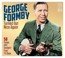 GEORGE FORMBY – Turned Out Nice Again 2CD + George's Final TV Show on DVD