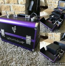 Younique Selfie Trunk Case Make-up. Purple. New!  RARE!-Free Shipping!