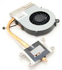 New Genuine HP Compaq G62 G42 G72 CPU Heatsink Fan 595832-001