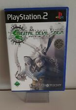 Shin Megami Tensei Digital Devil Saga for PLAYSTATION 2/PS2 Boxed + Manual A5463