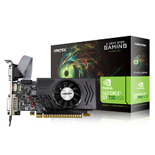 ARKTEK GeForce GT730 4GB DDR3 128Bit Low Profile PCI-E Video Card HDMI DVI VGA