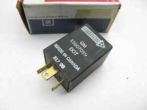 Acdelco 15607059 Turn Signal Hazard Flasher