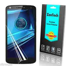 3X ZenTech Clear Screen Protector Guard Shield Film For Motorola Droid Turbo 2