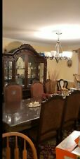 New listing Wooden dining table With Chairs