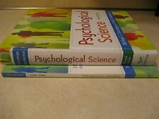 Psychological Science Textbook & Study guide, 2nd edition