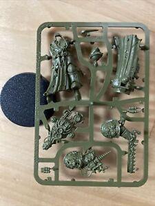 Death Guard Nauseous Rotbone the Plague Surgeon • New On Sprue •Warhammer 40,000