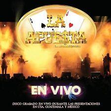 La Apuesta : En Vivo CD